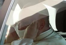 El Pontífice permaneció en el Vaticano desde que comenzó la pandemia.