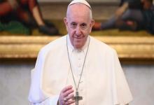 """El Papa habló del coronavirus, confirmó que se vacunará y expresó que """"éticamente todos deben hacerlo."""