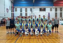 Además de Paracao, otros seis equipos participarán de la Liga Argentina de Voleibol