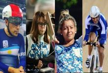 Entre Ríos tendrá tres debutantes y una leyenda en los Juegos Paralímpicos de Tokio 2020