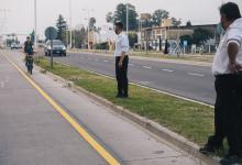 La Municipalidad de Paraná trabaja para ordenar el tránsito en la zona sur