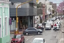 Paraná esquina céntrica (Foto: ANALISIS)