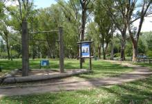Pista de la Salud - Parque Unzué