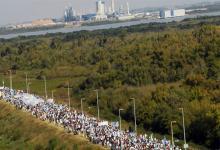 """La tradicional marcha para protestar por la presencia de UPM-Botnia se realizará """"de forma virtual"""" a raíz del aislamiento social, preventivo y obligatorio, pero continuando con la innegociable lucha por la vida y el NO a las pasteras."""