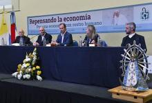 """El seminario de la Pastoral Social deja una postal futurista en Paraná con fuerte sesgo """"Albertista""""."""