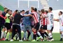En Patronato, Chimino se perderá dos partidos y Escudero uno