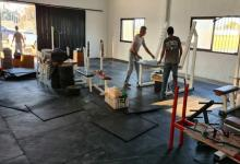 Patronato culminó la restauración del gimnasio del predio La Capillita