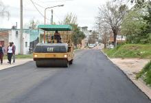 pavimentación Concepción del Uruguay