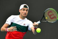 """Tenis: Guido Pella y """"Leo"""" Mayer debutaron y se despidieron del Abierto de Estados Unidos"""