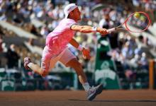 Tenis: el legendario Nadal fue demasiado para el buen momento de Schwartzman