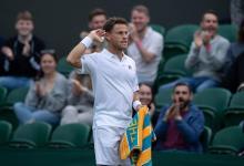 Tenis: Diego Schwartzman es la única esperanza argentina en el singles de Wimbledon