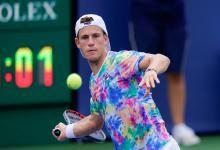 """Tenis: """"Peque"""" Schwartzman fue eliminado del Masters 1000 de Cincinnati"""