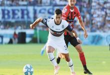 Fútbol: Pérez García ya está recuperado en Gimnasia para visitar a Patronato
