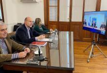 Fernández y Perotti analizaron la marcha de la estrategia en común sobre Vicentin