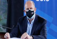 Omar Perotti anuncia medidas coronavirus