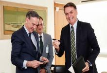 "Pichetto junto a Bolsonaro: ""El Mercosur no existe sin Brasil"""