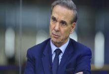 Pichetto pidió a la CNE un debate entre candidatos a vicepresidente