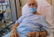 Pino Solanas informó que está internado con coronavirus en París