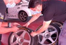 Probaron con éxito los nuevos neumáticos del Súper TC 2000 en Paraná
