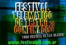 Festival Telemático de Teatro Confinado 2020