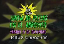 Show de Pizzas en el Arroyito
