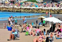 playa Costa Atlántica