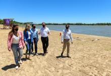 Presentaron oficialmente las playas públicas de Paraná
