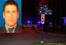 policía asesinado en Cerrito