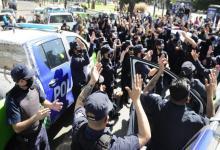 Policía Bonaerense reclamos