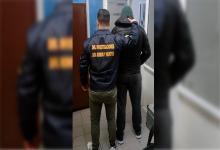 policía detenido por robos