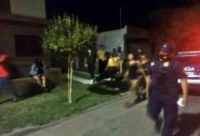 policía fiesta clandestina