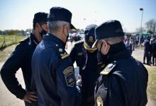 Kicillof anunció que el nuevo salario mínimo de la Policía Bonaerense será de $44.000