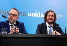 Matías Kulfas y Santiago Cafiero.