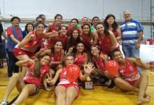 Las chicas de Talleres ganaron el Torneo Dos Orillas de Primera División