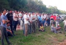 asamblea de productores en Crespo (Foto: archivo)
