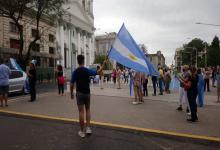 Protesta 8N en Paraná (Foto: ANALISIS)