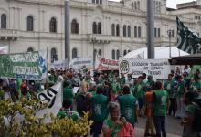 protesta ATE-AGMER