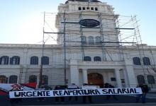 protesta Casa de Gobierno