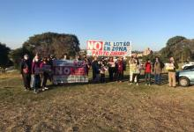 protesta loteo Patito Sirirí