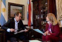Bordet y Romero impulsan el proyecto de Ley sobre Juicio por Jurados.