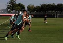 Copa América: en el último ensayo, Scaloni repitió el equipo que le ganó a Ecuador