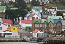 Puerto Argentino, Islas Malvinas.