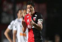 """Colón de Santa Fe no contará con el """"Pulga"""" Rodríguez en el estadio Monumental"""
