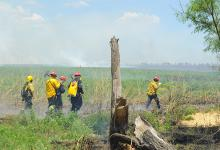 La Secretaría de Ambiente prorrogó por un mes la prohibición de realizar quemas en toda la provincia.