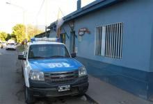 Por razones de jurisdicción, intervino personal de la Comisaría Quinta de Paraná.