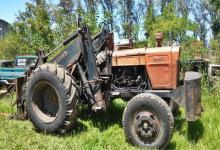 Un hombre sufrió graves lesiones en un accidente con un tractor