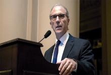"""De Sousa reclamó que Rosenkrantz se aparte de la causa por su amistad manifiesta con Fabián """"Pepín"""" Rodríguez Simón que era parte de la mesa judicial en el gobierno de Cambiemos."""