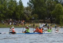 Canotaje: cuatro entrerrianos serán parte de la Regata Internacional del Río Negro