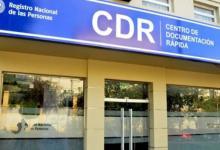 Las oficinas del Registro Civil entregarán DNI durante los comicios