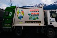 recolección de residuos en Urdinarrain